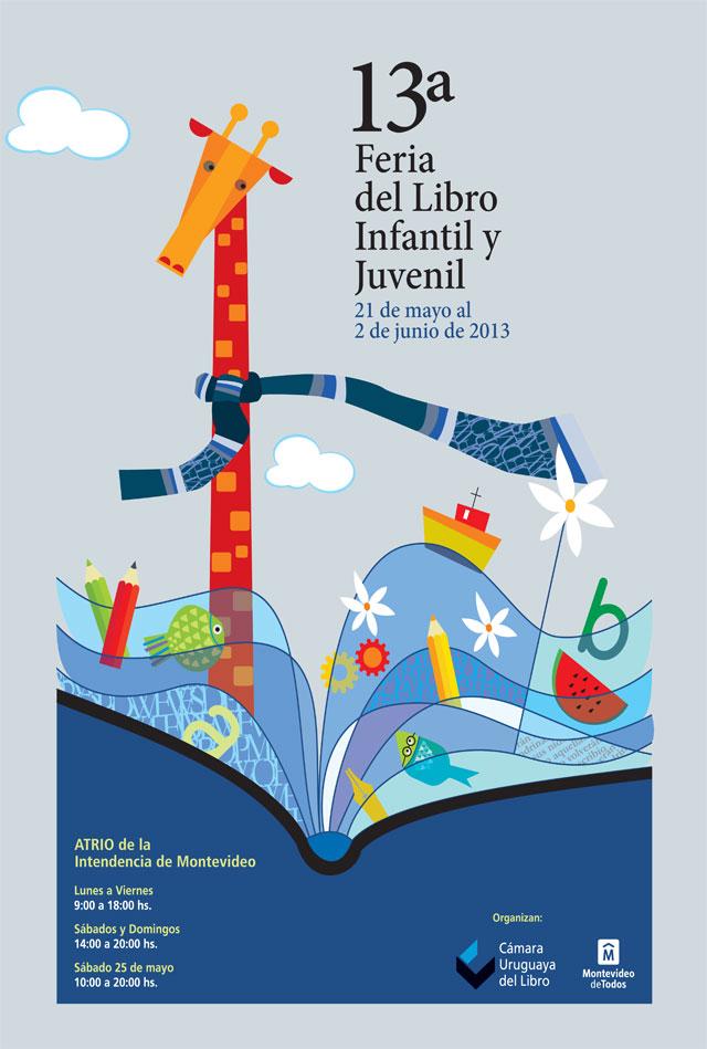 13ª-Feria-del-Libro-Infantil-y-Juvenil-afiche
